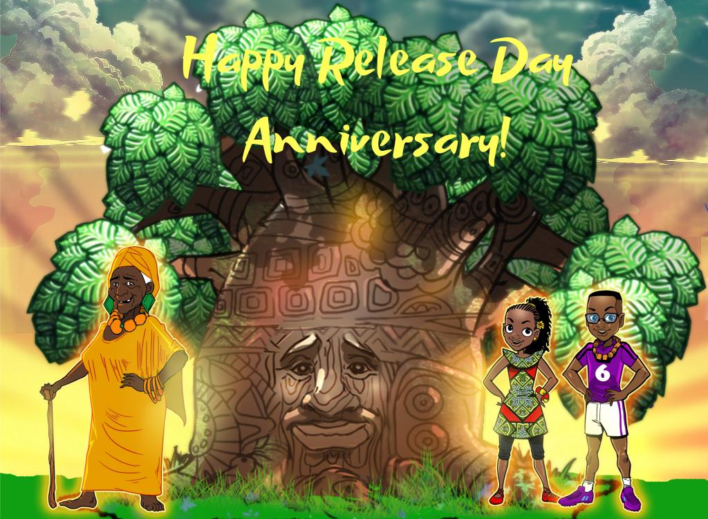 Happy Release Day Anniversary