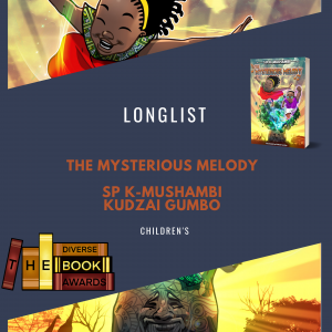 The Mysterious Melody on the Diverse Book Awards 2020 longlist